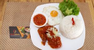 Spicy Chicken Wing