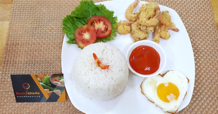 "Shrimp Tempura ""Udang Goreng Tepung"""
