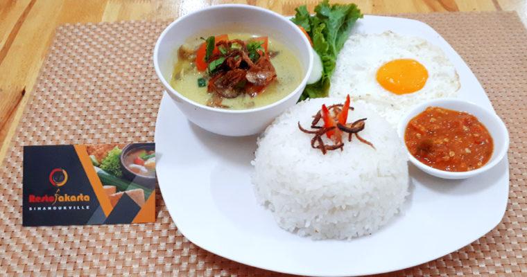 """Batavia Soup Tangkar of Beef """"Soto Tangkar Daging Sapi"""""""